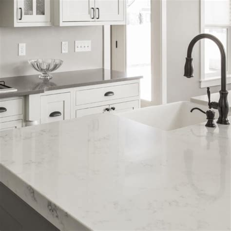 White Quartz Countertop - tips from the trade are white quartz countertops stain