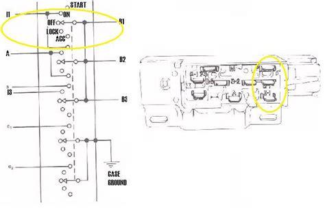 1980 Jeep Cj7 Wiring Diagram by Jeep Ignition Switch Wiring Diagram Www App Co