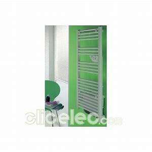 Seche Serviette Atlantic 500w : radiateur s che serviettes doris 2 atlantic ~ Melissatoandfro.com Idées de Décoration