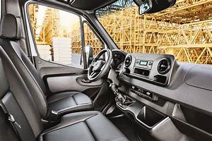 Mercedes-benz Sprinter  U2013 Interior
