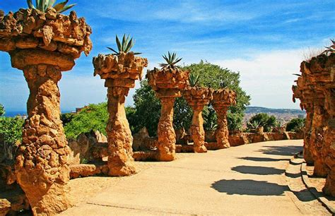 Park Guell Tickets Park Guell Tickets Skip The Line Official Ticket Dotravel