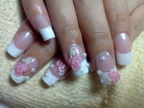 Acrylic nail designs pretty