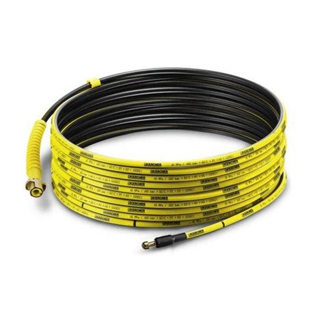 karcher 15m pipe cleaning kit clears blocked pipes drains 01925 44 44 64 karcher center