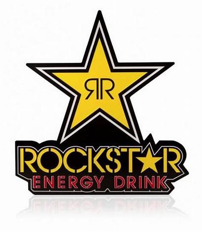 Rockstar Energy Drinks Drink Sticker Logos Motocross