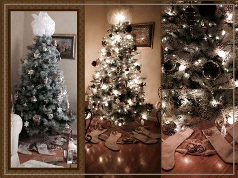 images  stunning christmas trees  pinterest
