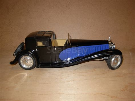 The bugatti type 41, also known as the royale, is one of the most luxurious cars ever built. модель 1/22 Bugatti Royale Type 41 1930 Solido France металл 1:22, между 1:18 и 1:24 | Аукцион ...