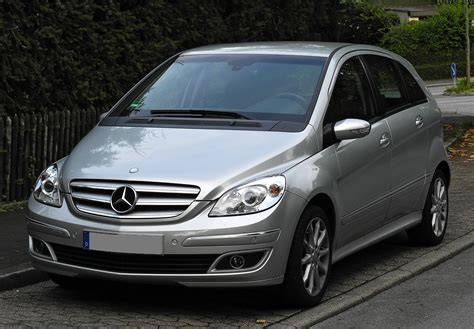 Mercedes B Class Picture by Mercedes B Klasse Pictures Information And Specs Auto