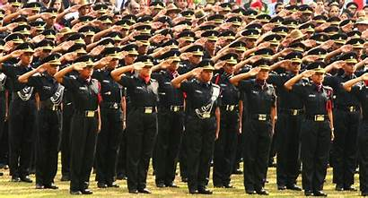 Ota Chennai Combined Defence Services Officers Parade
