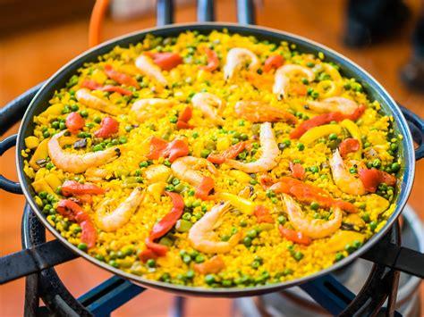 livre cuisine vegetarienne quot paella quot rapide aux crevettes