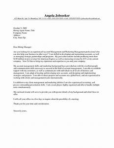 All Cover Letter Samples for Professionals