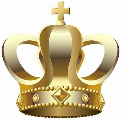 Crown Clip Transparent Clipart Crowns Coroa Dourada