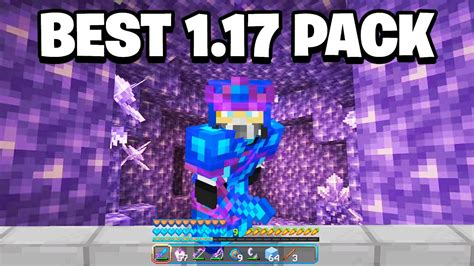 The Best Mcpe Pvp Pack For 117 60k Sub Special