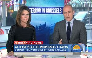 NBC's coverage of the Brussels attack was stunningly ...