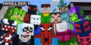 Xbox 36039s Minecraft Gets Amazing Spider Man 2 Skin Pack
