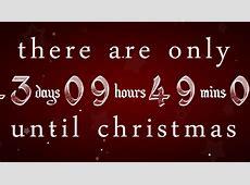 Christmas Countdown Screensavers – Happy Holidays!