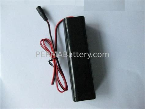portable battery pack for christmas lights high qualified li ion 18650 4s2p 14 8v 6800mah battery
