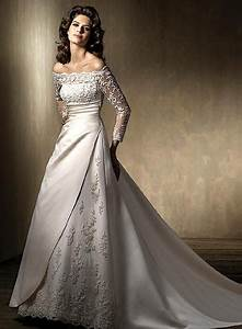 elegant types of wedding dress sleeves sang maestro With dresses with sleeves for wedding