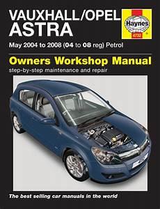 Vauxhall  Opel Astra May 2004