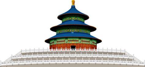 temple  heaven cdr vector   vectorpsdflash