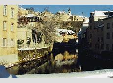 Invierno en Luxemburgo