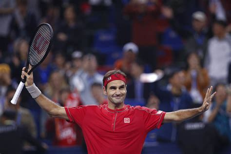 Federer is the former #1 ranked tennis player in the world, having held the number one position for a record 237 consecutive weeks. Federer, Medvedev reach 3rd round in Shanghai; Murray out | Inquirer Sports