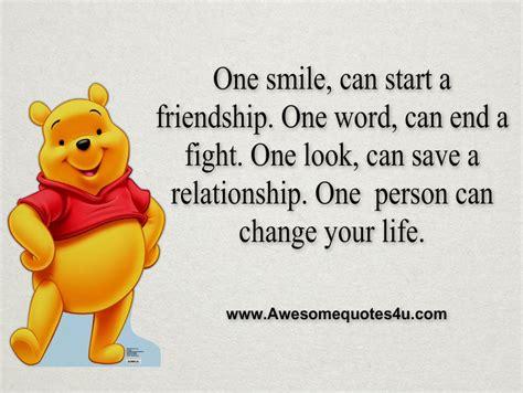 smile friendship quotes quotesgram