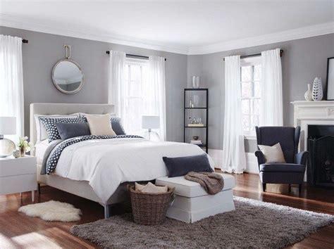 chambre a coucher grise gris perle taupe ou anthracite en 52 idées de peinture