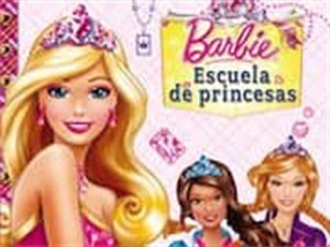 Juego Barbie Escuela de Princesas Gratis