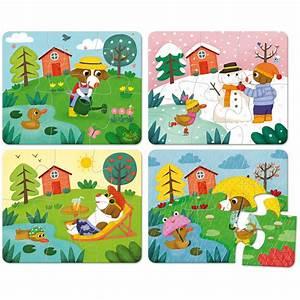 Achat Citronnier 4 Saisons : puzzles les 4 saisons 2641 v achat vente puzzle sur ~ Premium-room.com Idées de Décoration