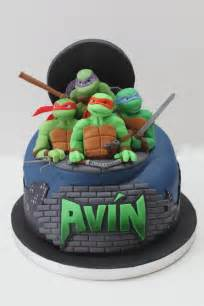 233 best images about tm ninja turtle cakes on pinterest