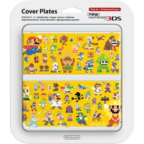 new 3ds cover plates new nintendo 3ds cover plate 29 nintendo uk store