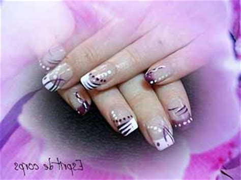 18 images of decoration ongle simple 023720 usbrio