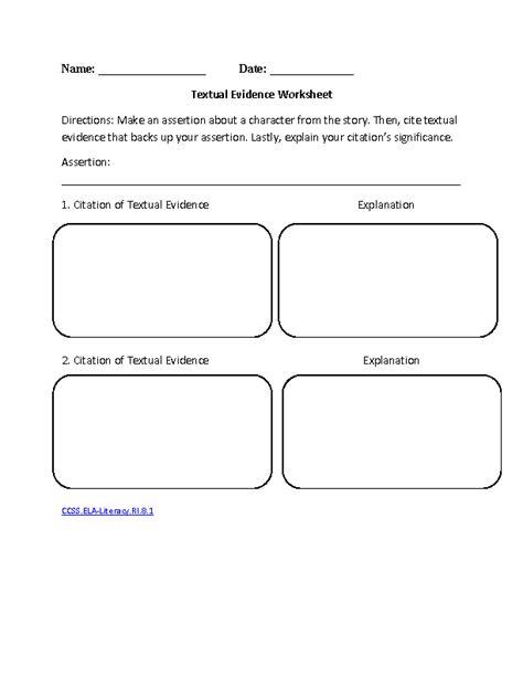 8th grade common core reading literature worksheets englishlinx com board common core