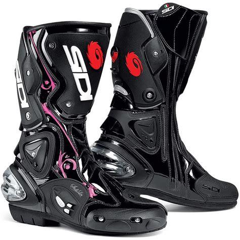 moto racing boots sidi vertigo lei lady motorcycle womens ladies race