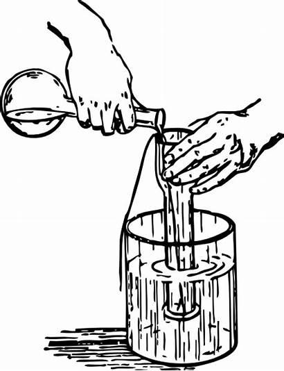 Experiment Clip Liquid Vector 4vector