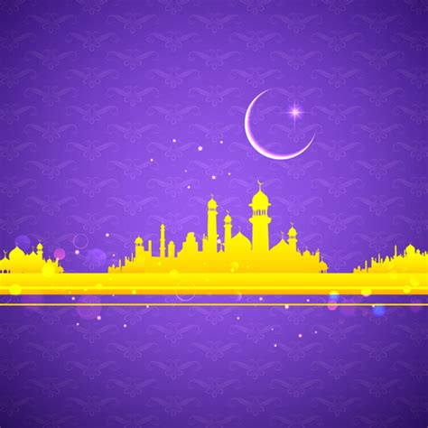 islamic wallpapers backgrounds hd mosque purple