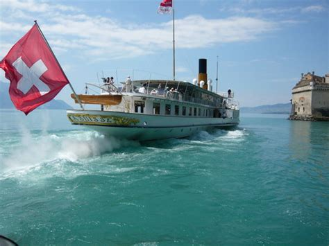 Lake Geneva Boat Rental Deals by La Suisse Steam Paddle Boat Lausanne All You Need To