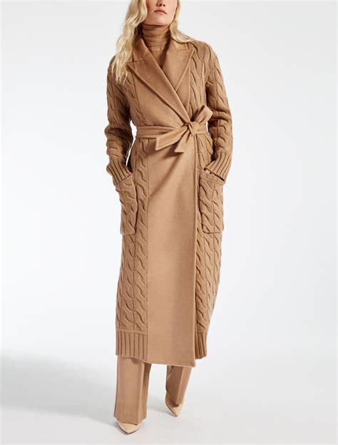 tunik world camel coat camel quot cile quot max mara