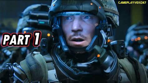 Call Of Duty Advanced Warfare Walkthrough Part 1 (xbox