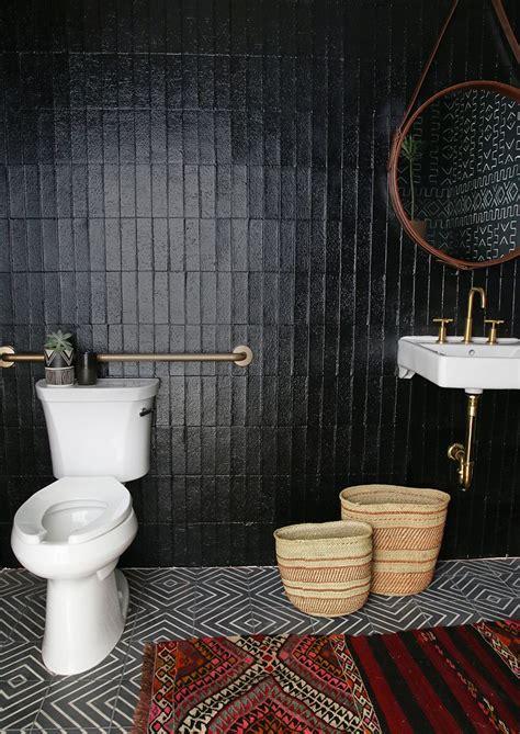 Badezimmer Fliesen Schwarz by 8 Bathrooms That Will Make You Swoon Bathrooms Office
