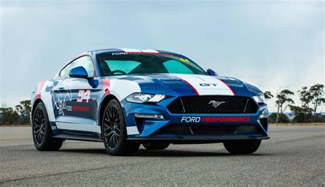 New Ford Supercar by Ford Australia Confirms Mustang For 2019 Supercars Series