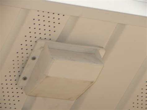 install  bathroom fan vent   soffit  easy