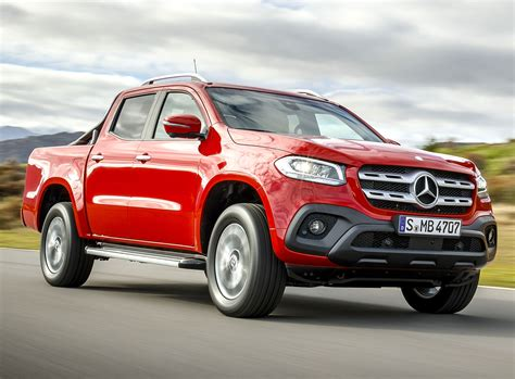 mercedes benz  class pickup launched  avondhu