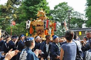 Festivals and Celebrations in Japan