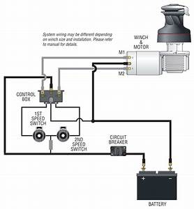 Strongarm Electric Winch Wiring Diagram