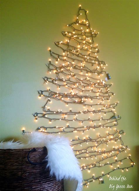 apartment size christmas tree space saving tree ideas for small spaces apartments diy tree