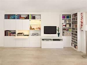 Wohnzimmerschrank über Eck : harmonische eleganz urbana m bel ~ Buech-reservation.com Haus und Dekorationen