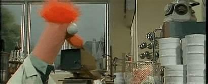 Beaker Muppets Muppet Mars Fire