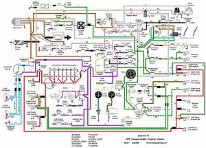 Free Auto Wiring Diagram  1975 Triumph Spitfire Wiring Diagram
