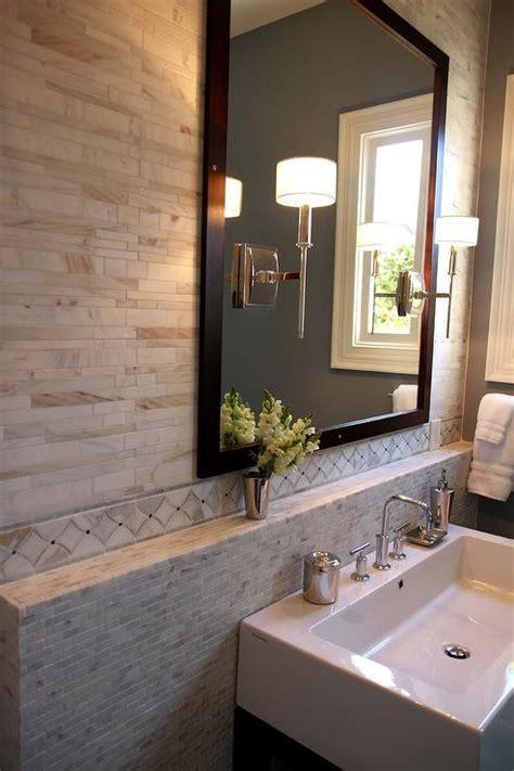 Modern Bathroom Backsplash by Bathroom Backsplash Marble Shelf Contemporary Bathroom